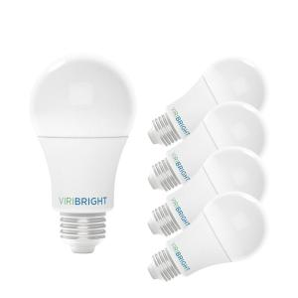A21 LED Light Bulb,1200 Lumens 3-Pack Daylight White 5000K GEZEE E26 Base Dimmable 12Watt 100W Equivalent