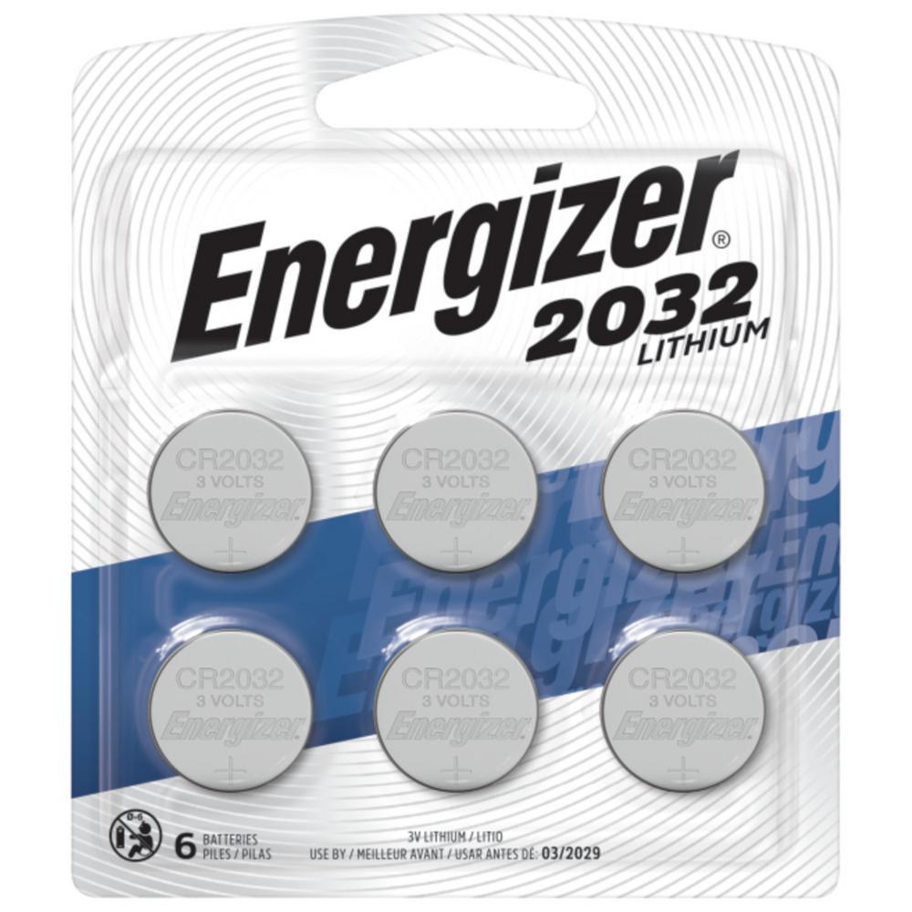 Energizer Energizer 2032 Lithium Battery (6-Pack)