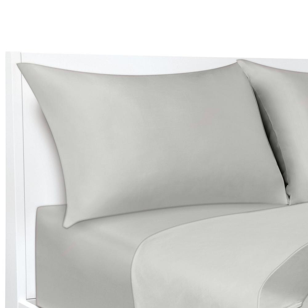 COOLMAX Silver Queen Pillowcases (Set of 2)