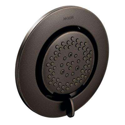 Mosaic 5-3/8 in. 2-Function Body Spray in Oil Rubbed Bronze