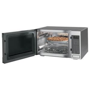 So Sku 1001835506 6 Ge Profile 1 5 Cu Ft Countertop Convection Microwave In Stainless Steel