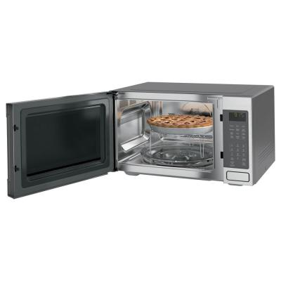 Profile 1.5 cu. ft. Countertop Convection Microwave in Stainless Steel