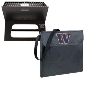 Picnic Time X-Grill Washington Folding Portable Charcoal Grill by Picnic Time