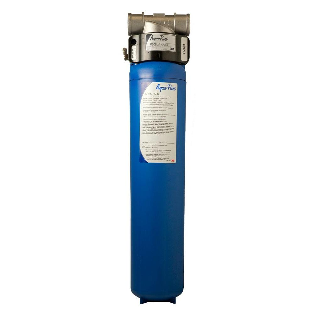 Whole House Water Filtration System, Matte