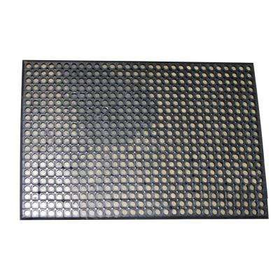 24 in. x 36 in. Foot Industrial Rubber Floor Mat