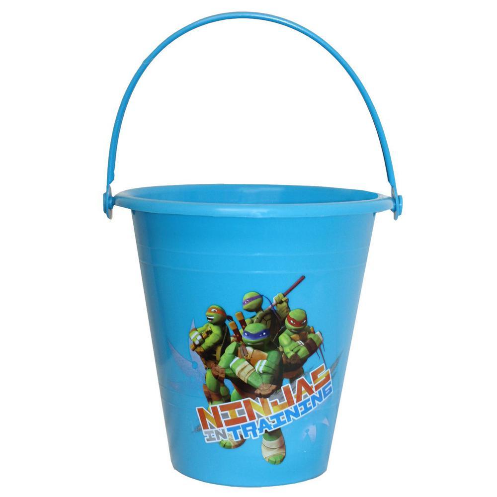 0.64 Gal. TMNT Polypropylene Bucket