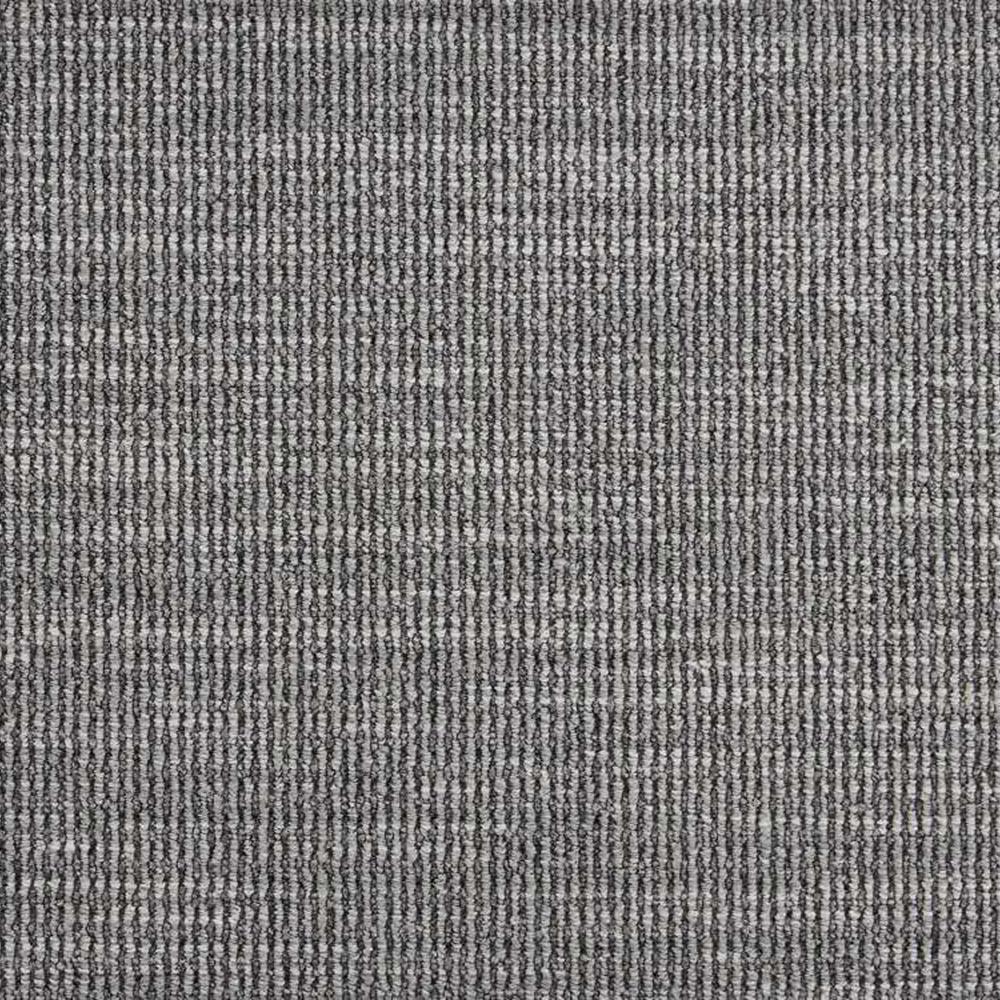 Hypnotic - Color Slate Pattern 13 ft. 2 in. Carpet