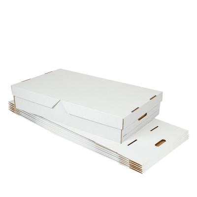 Under Bed Storage Box 6-Pack (32 in. L x 18 in. W x 6 in. D)