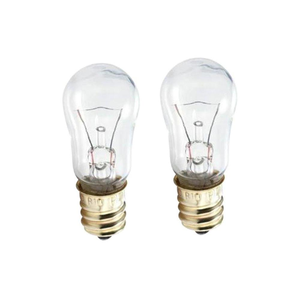 Philips 6 Watt S6 Incandescent 12 Volt Candelabra Base Indicator Easy 6v Fluorescent Light Ave Circuits Bulb 2