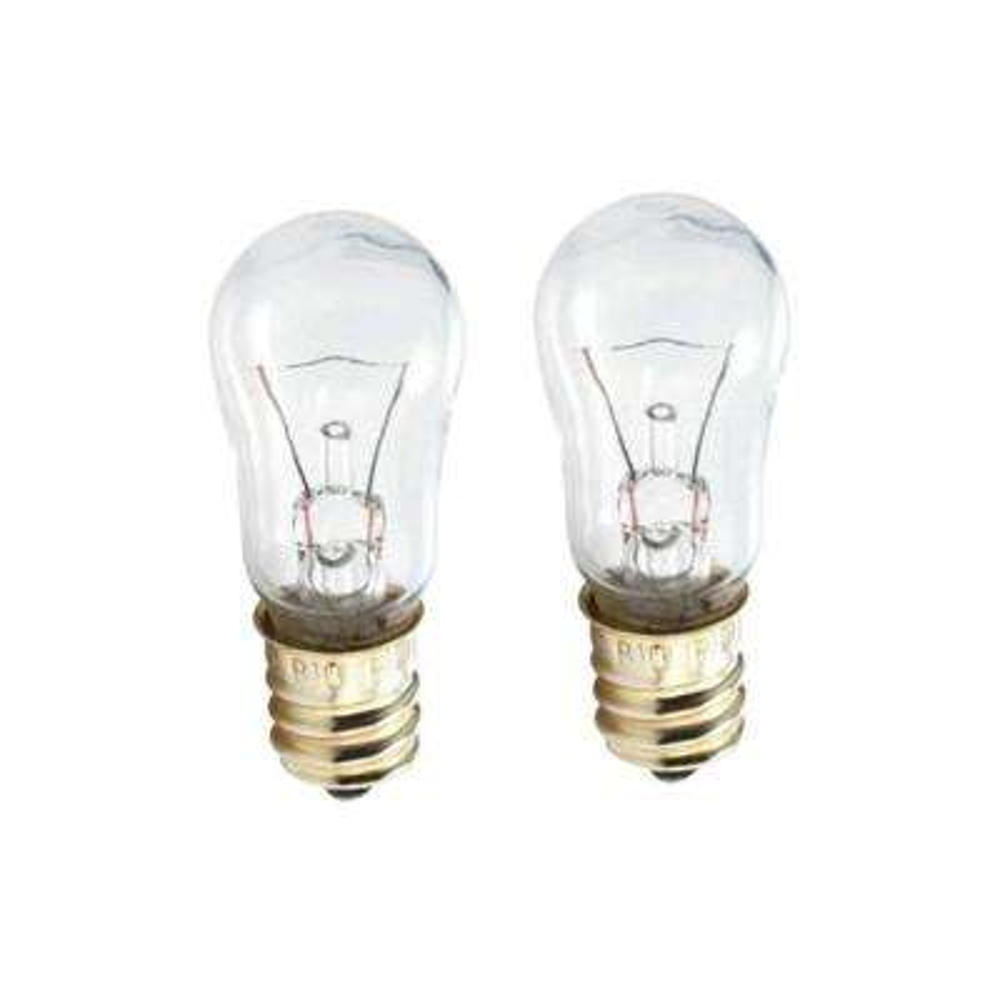 6 Watt S6 Incandescent 12 Volt Candelabra Base Indicator Light Bulb 2