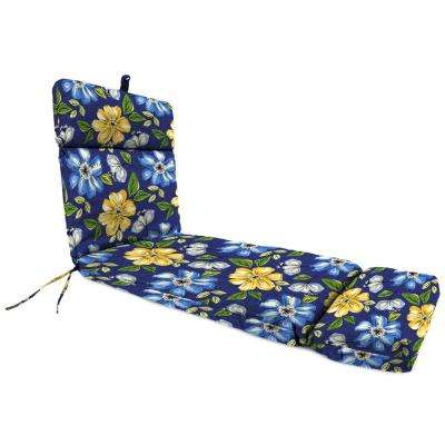 Janice Royal Replacement Outdoor Chaise Lounge Cushion