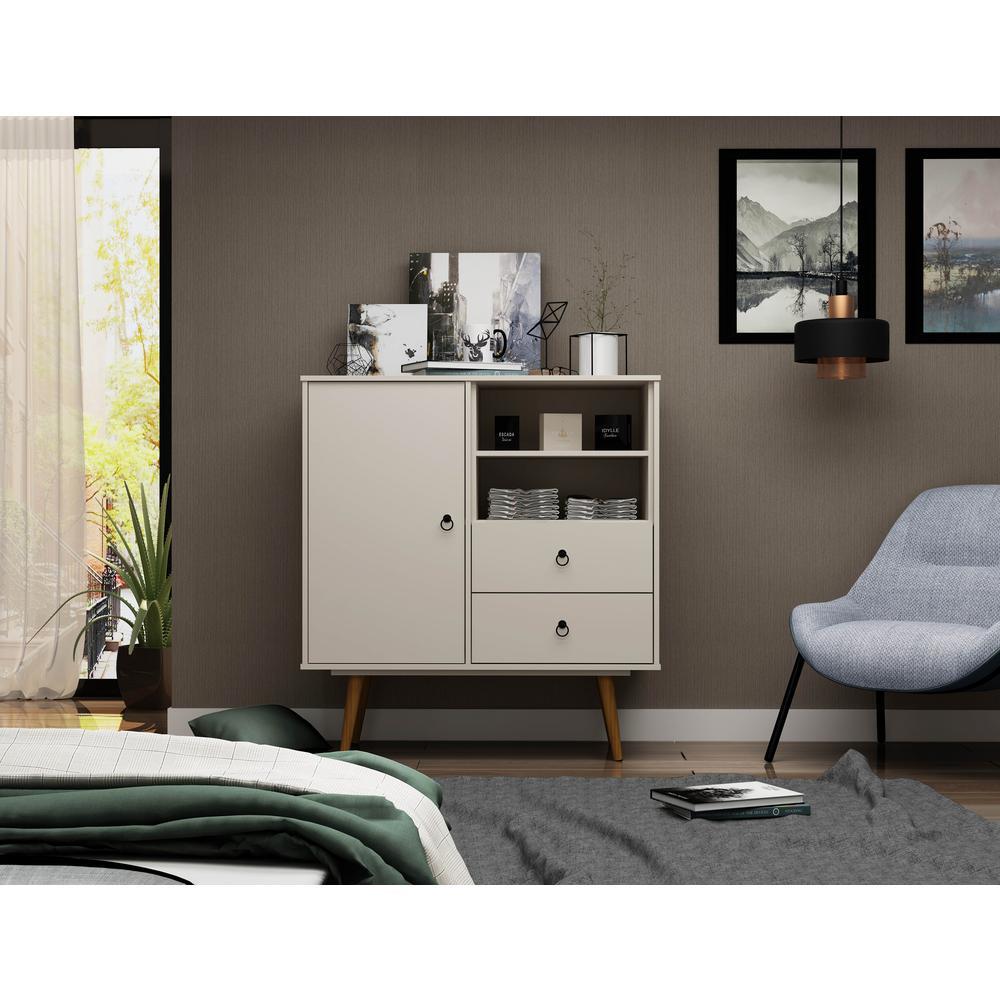 Fabulous Luxor 2 Drawer Off White Montauk Mid Century Modern Dresser Short Links Chair Design For Home Short Linksinfo