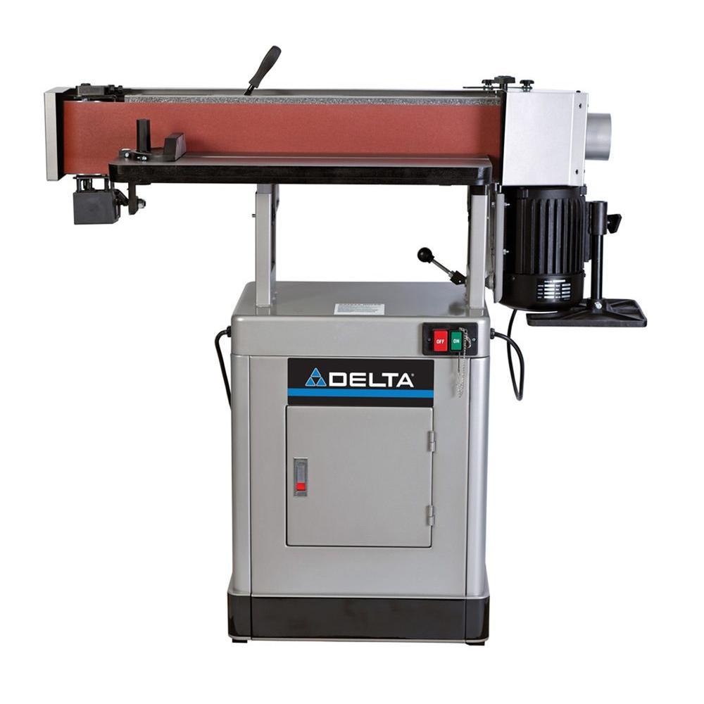 Delta 6 inch x 89 inch Oscillating Edge Sander by Delta