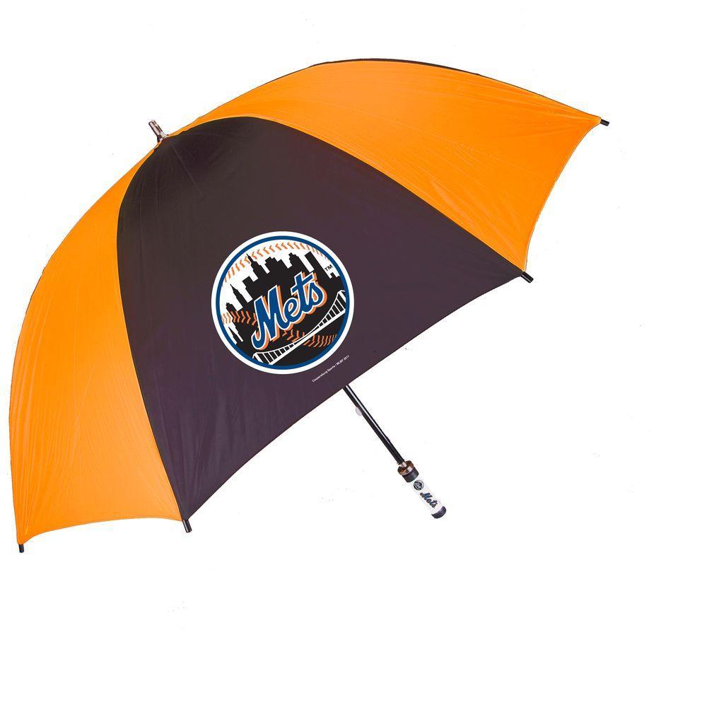 Coopersburg Sports 62 in. Mets Golf Umbrella
