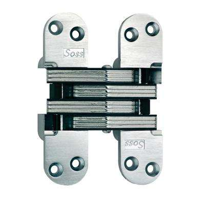 Universal BH144 Soss Invisible Barrel Hinge by SOSS
