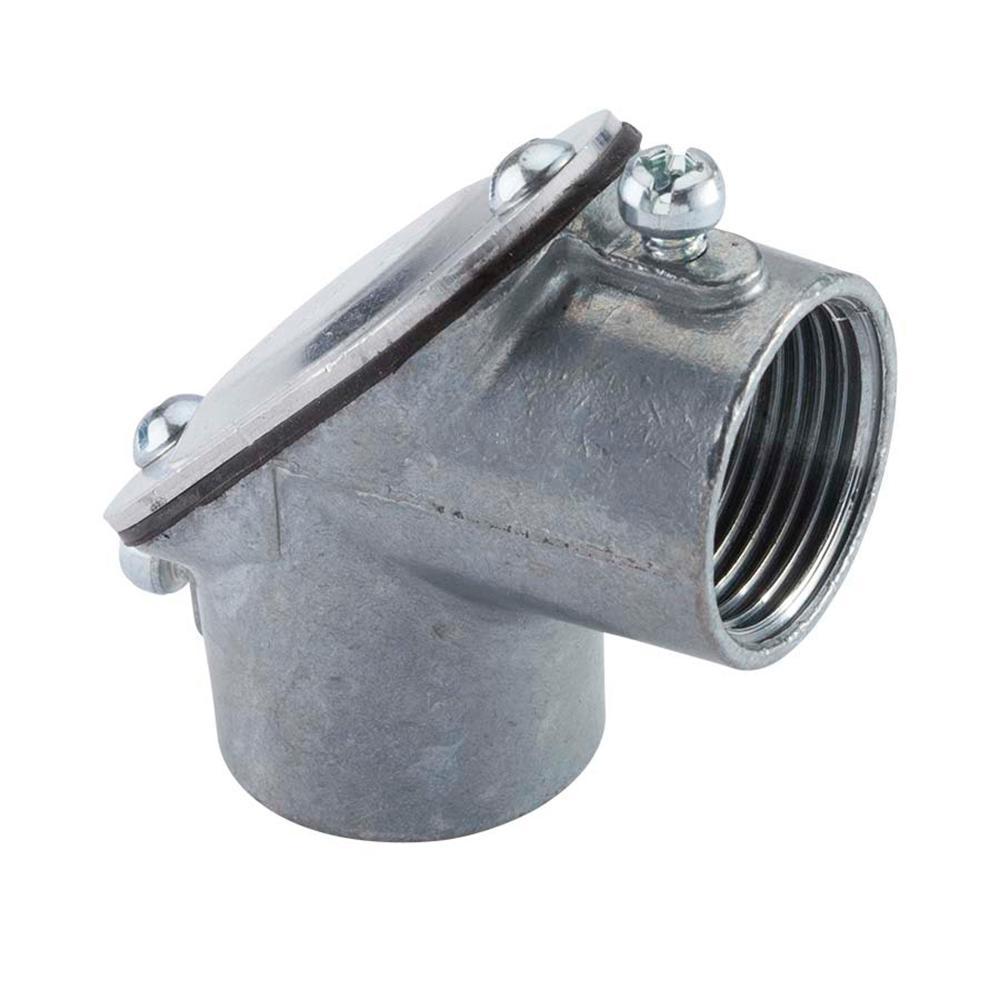 "10 pc Lot EMT Conduit Elbow 22.5 Degree 1-1//4/"" Electrical Metal Tubing UL"