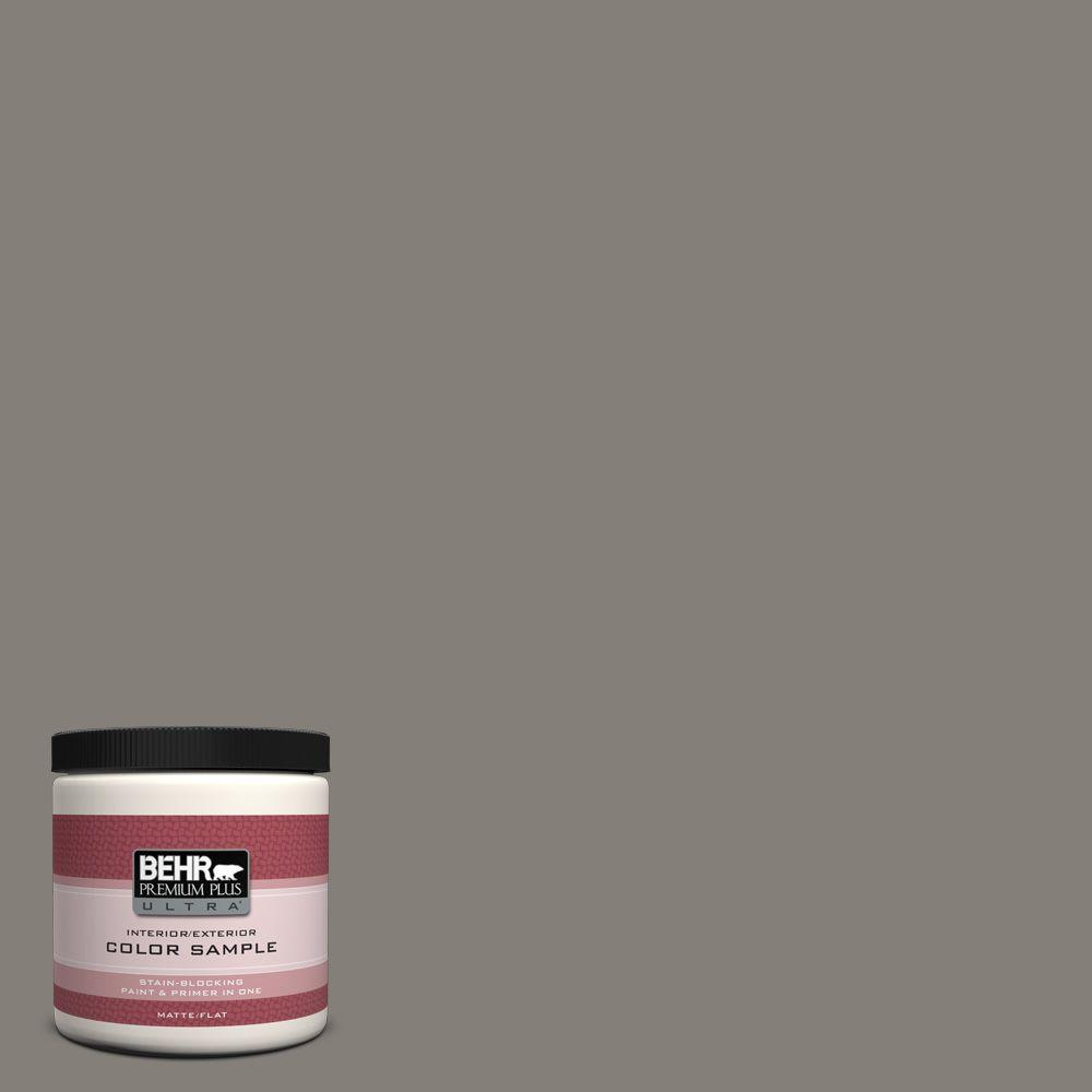 8 oz. #N360-5 Mossy Oak Matte Interior/Exterior Paint and Primer in