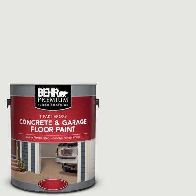 1 gal. #PFC-66 Ice White 1-Part Epoxy Satin Interior/Exterior Concrete and Garage Floor Paint