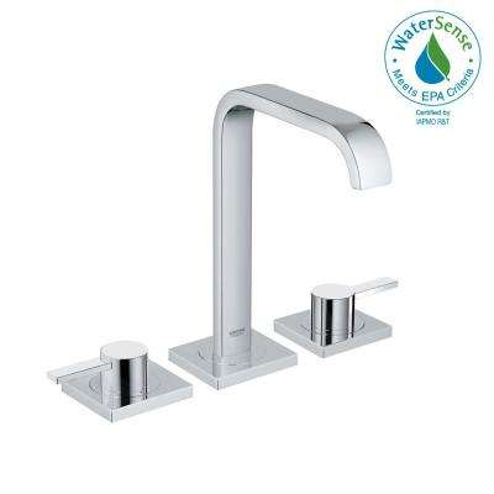 GROHE - Yes - Widespread Bathroom Sink Faucets - Bathroom Sink ...