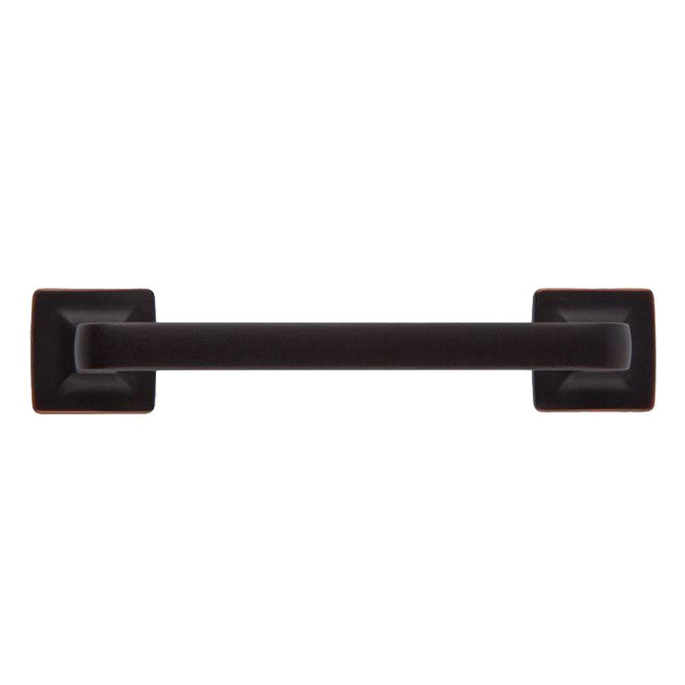 Sumner Street Home Hardware 3-1/2 in. Satin Copper Pull