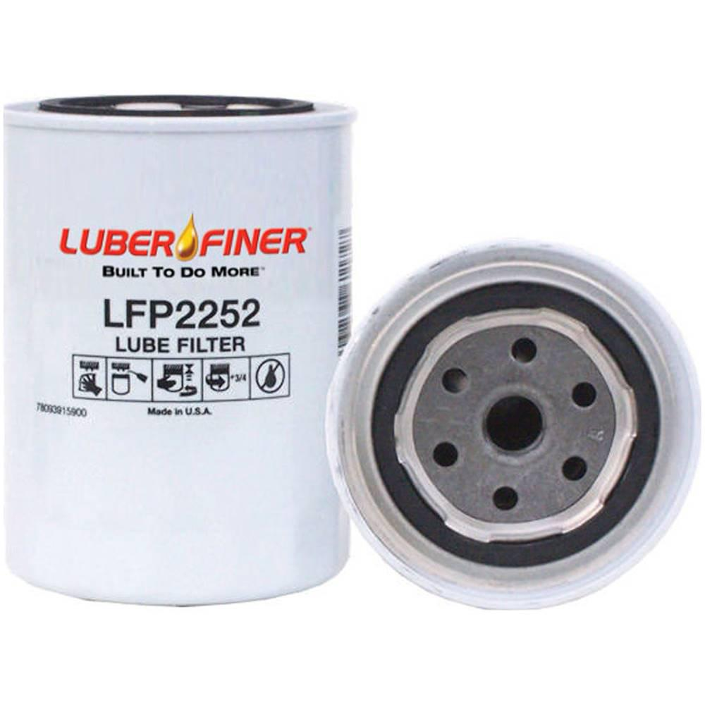 Luberfiner Engine Oil Filter Lfp2252 The Home Depot