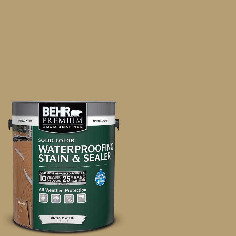 Sc 145 Desert Sand Solid Color Waterproofing Exterior Wood