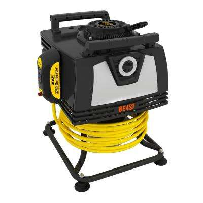 3250-Watt 173cc 6.5 HP Gasoline Powered Engine Portable Generator with Bonus 25 ft. Heavy-Duty Cord