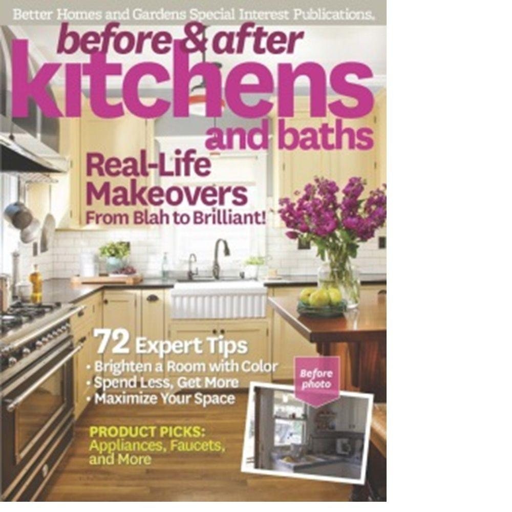 Fine Before And After Kitchens And Baths Magazine 14048 The Home Interior And Landscaping Ologienasavecom