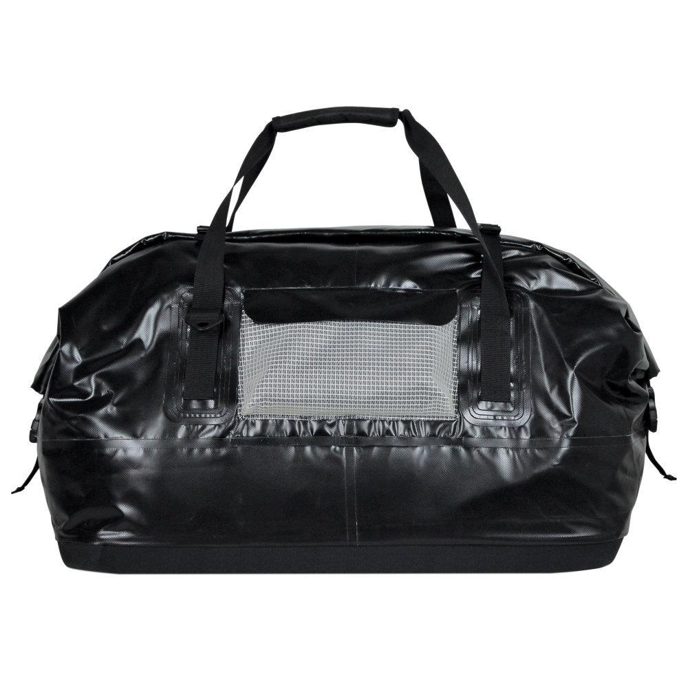 Extreme Max Drytech Waterproof Duffel Bag Extra Large In Black