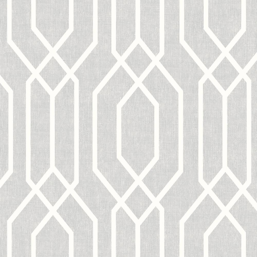 Arthouse New York Geo Light Grey Wallpaper was $21.77 now $14.29 (34.0% off)