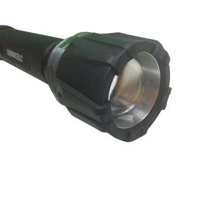 750-Lumen LED Flashlights with Zoom Focus (2-Pack)