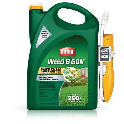 Weed B Gon 1 gal. Weed Killer for Lawns Ready-To-Use2 with Comfort Wand