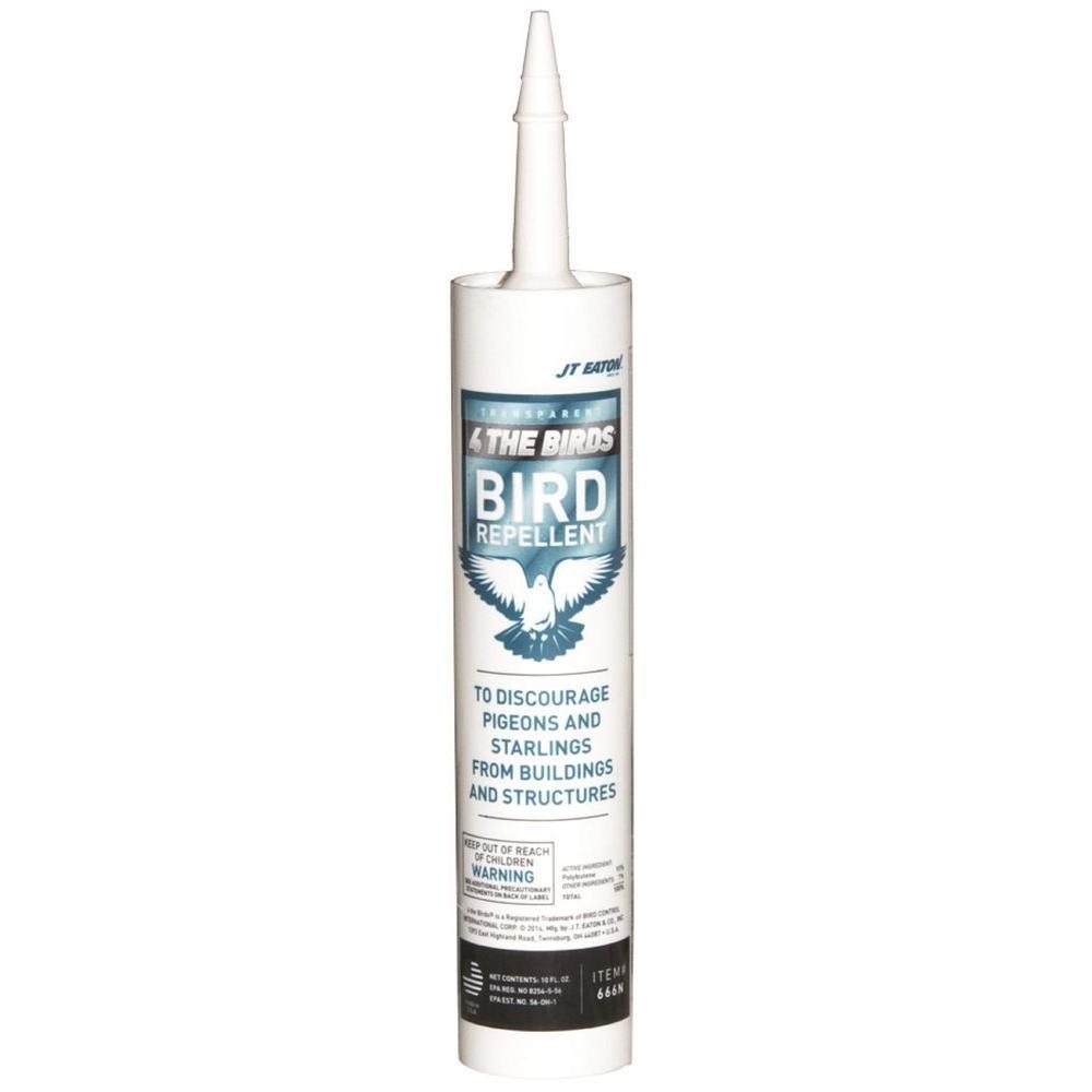 10 oz. 4 the Birds Bird Repellent Gel Tube (12-Pack)