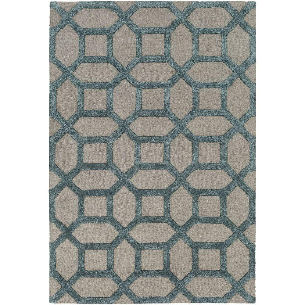 Arise Evie Ivory 3 ft. x 5 ft. Indoor Area Rug