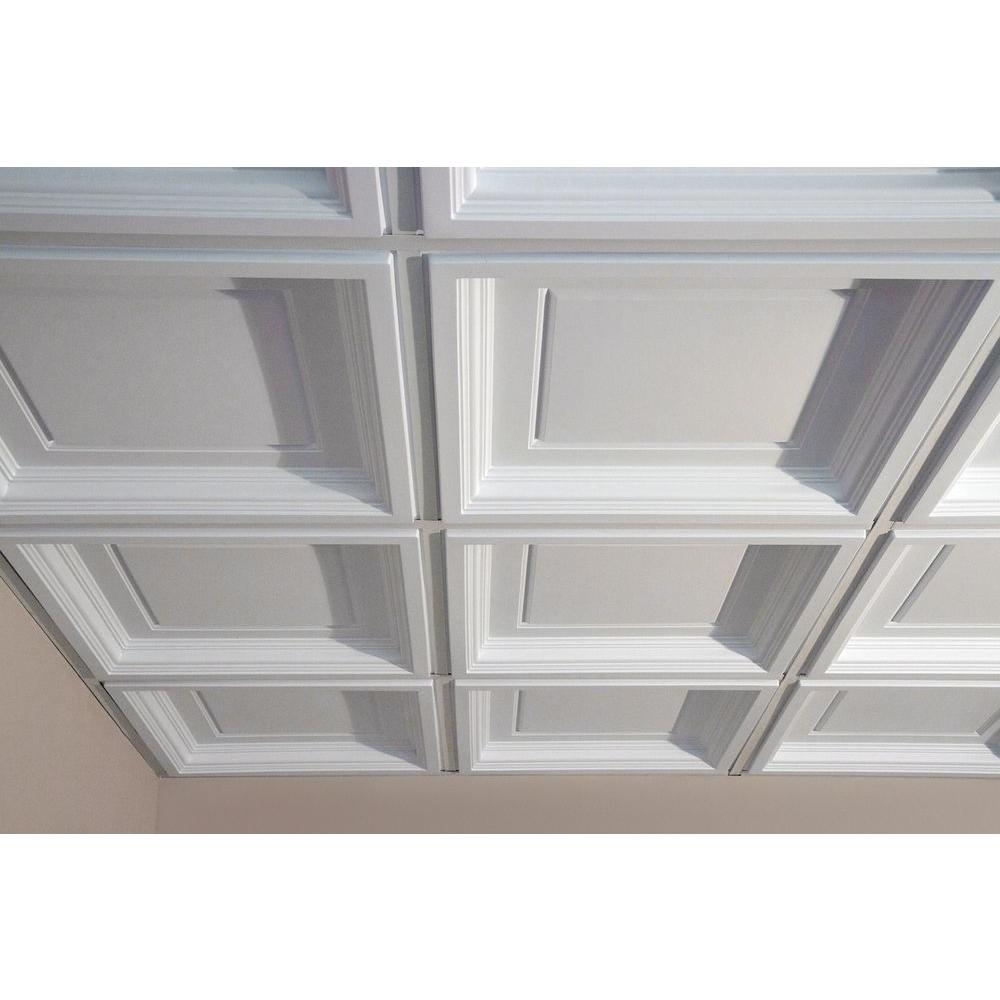 Coffered Ceiling Panel