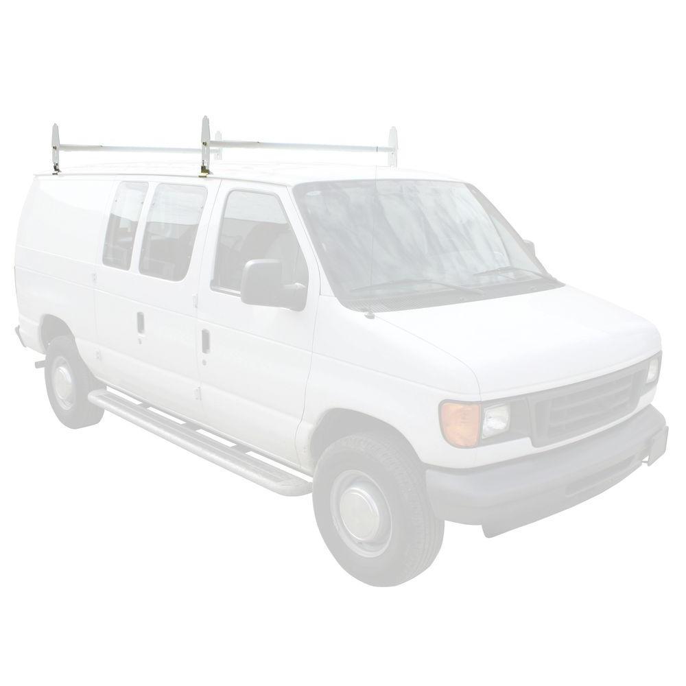 Full Size Van >> Pro Series Heavy Duty Ladder Rack For Full Size Van