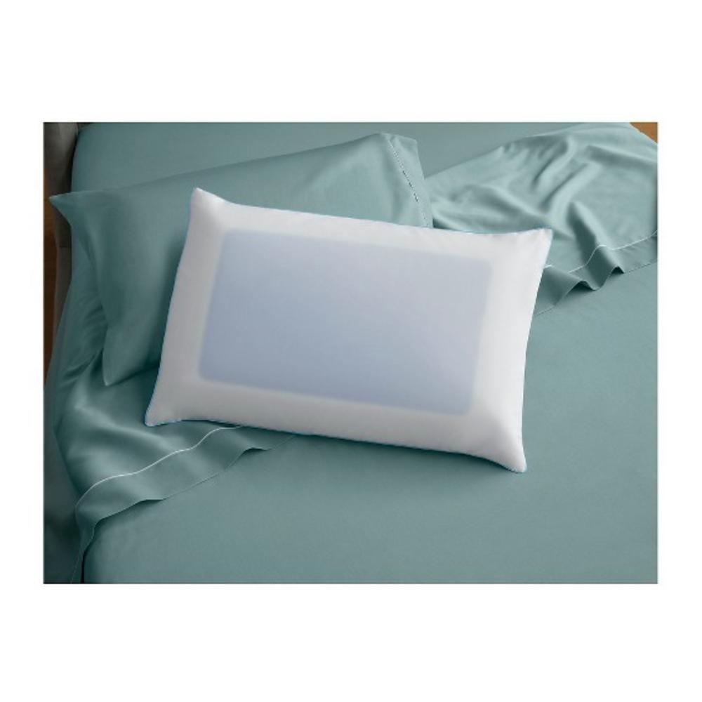 Cloud Breeze Dual Cooling Foam Queen Bed Pillow