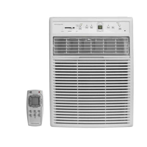 8,000 BTU 115-Volt Room Air Conditioner with Full-Function Remote Control