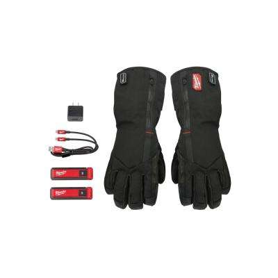 Medium Heated Gloves with Battery and Charger