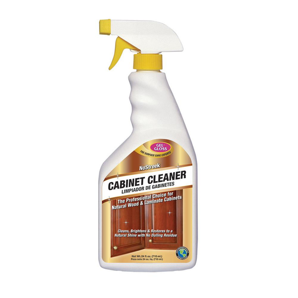 Charmant Gel Gloss Cabinet Cleaner 24 Oz.