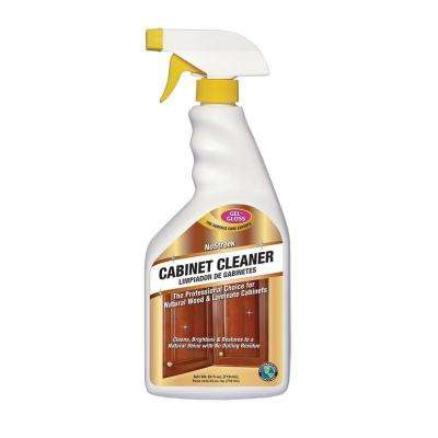 Gel Gloss Cabinet Cleaner 24 oz.