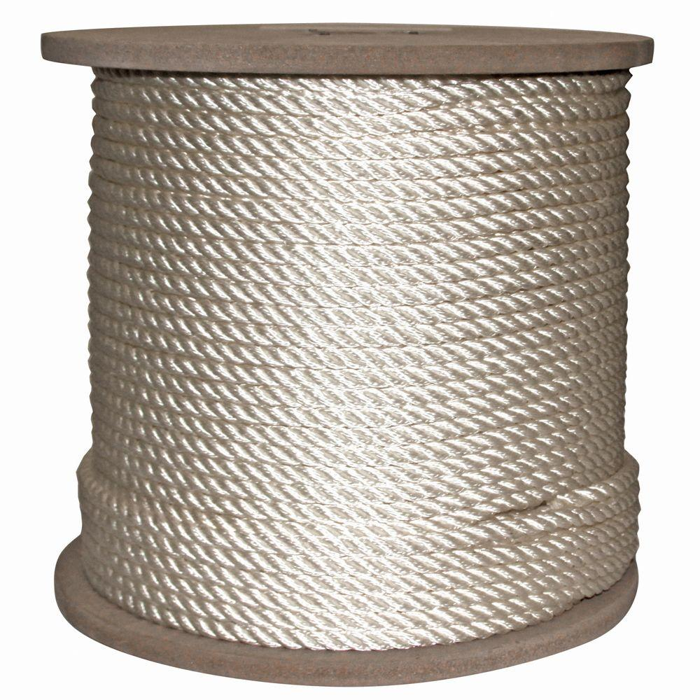 5//8-Inch by 600-Feet Cordage Source Truck Rope