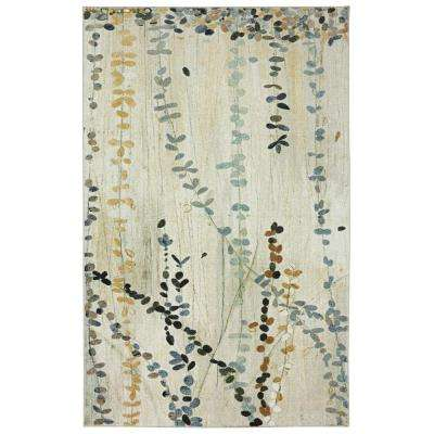 Trailing Vines Multi 7 ft. 6 in. x 10 ft. Area Rug