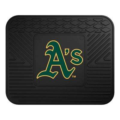 Oakland Athletics 14 in. x 17 in. Utility Mat
