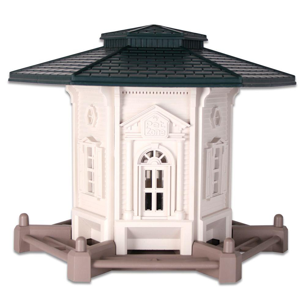 heath feeders ct le grande outdoor feeder bestnest bird gazebo at