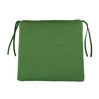 Sunbrella Emerald Outdoor Seat Cushion