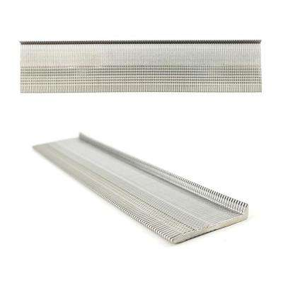 1 in. x 20-Gauge L-Shaped Glue Collated Flooring Cleat Nail for Engineered and Hardwood Flooring (5000 per Case)