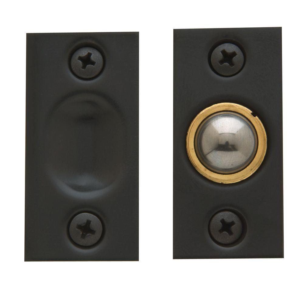 Adjustable Ball Catch in Oil-Rubbed Bronze
