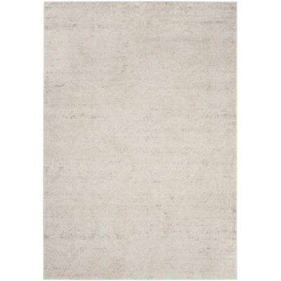 Princeton Silver/Beige 8 ft. x 10 ft. Area Rug
