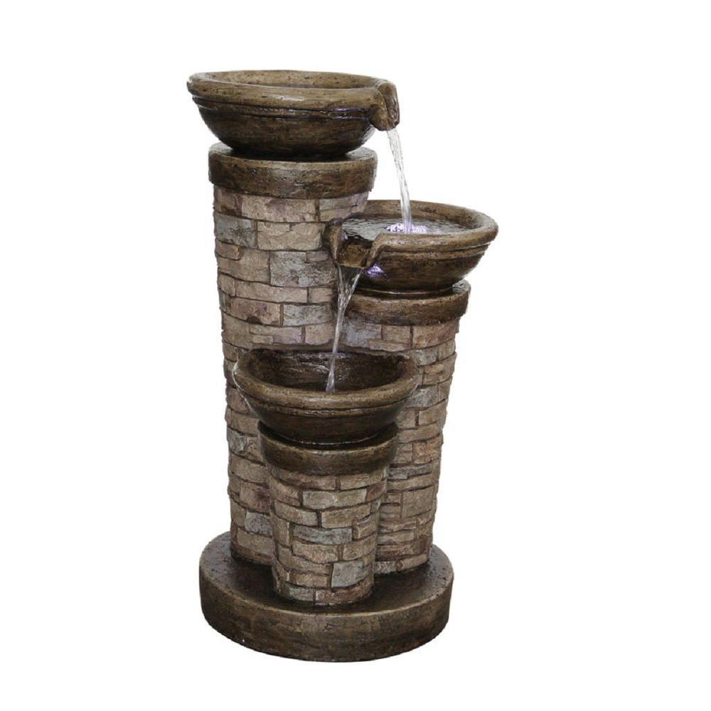 Kelkay Castle Tower Fountain